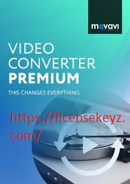 Movavi Video Converter 20.0.1 License Key